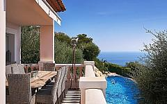 Luxury real estate for sale or to rent Cap d'Ail