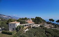 Luxury Villa with Sea Views Cap D'Ail