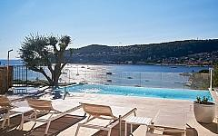 4 bedroom luxury apartment for sale Cap Ferrat
